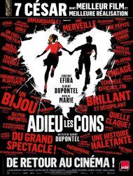 sortie dvd  Adieu Les Cons