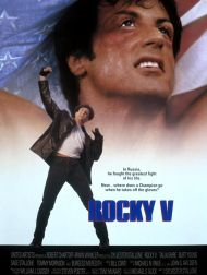 sortie dvd  Rocky V
