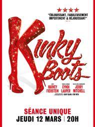 sortie dvd  Kinky Boots, Le Show Au Cinéma