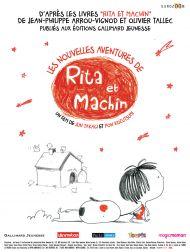 sortie dvd  Les Nouvelles Aventures De Rita Et Machin