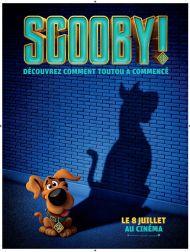 sortie dvd  Scooby!
