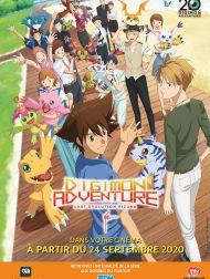 sortie dvd  Digimon Adventure : Last Evolution Kizuna