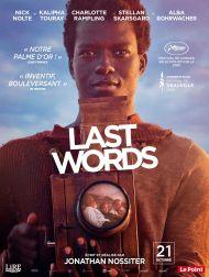 sortie dvd  Last Words