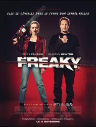 sortie dvd  Freaky