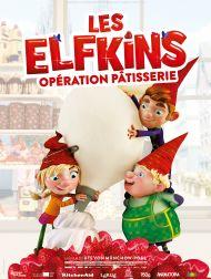 sortie dvd  Les Elfkins : Opération Pâtisserie
