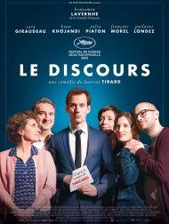 sortie dvd  Le Discours
