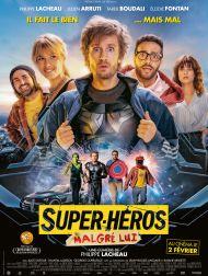 DVD Super-héros Malgré Lui