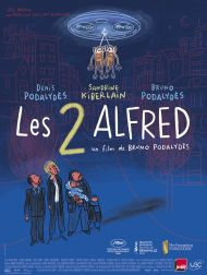 sortie dvd  Les 2 Alfred