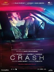 sortie dvd  Crash