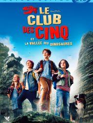 sortie dvd  Le Club Des Cinq Et La Vallée Des Dinosaures