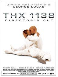 sortie dvd  THX 1138