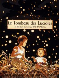 sortie dvd  Le Tombeau Des Lucioles