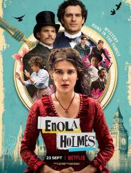 sortie dvd  Enola Holmes