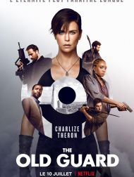 sortie dvd  The Old Guard