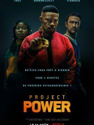 sortie dvd  Project Power