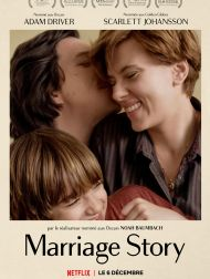 sortie dvd  Marriage Story