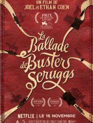 sortie dvd  La Ballade De Buster Scruggs
