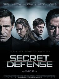 sortie dvd  Secret Défense