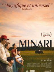 sortie dvd  Minari
