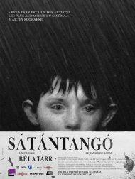 sortie dvd  Sátántangó (Le Tango De Satan) - Partie 1