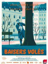 sortie dvd  Baisers Volés