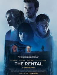 sortie dvd  The Rental