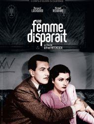 sortie dvd  Une Femme Disparaît