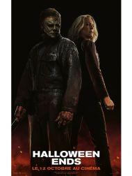 sortie dvd  Halloween Ends