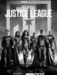 sortie dvd  Zack Snyder's Justice League