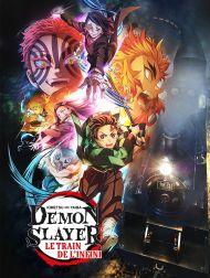 DVD Demon Slayer - Kimetsu No Yaiba - Le Film : Le Train De L'infini