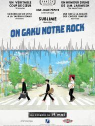 sortie dvd  On-Gaku : Notre Rock !