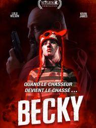 sortie dvd  Becky