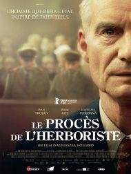 sortie dvd  Le Procès De L'herboriste