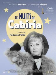 sortie dvd  Les Nuits De Cabiria