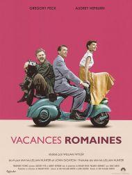 sortie dvd  Vacances Romaines