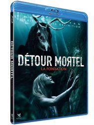 sortie dvd  Détour Mortel : La Fondation