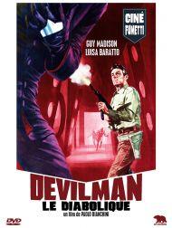 sortie dvd  Devilman : Le Diabolique