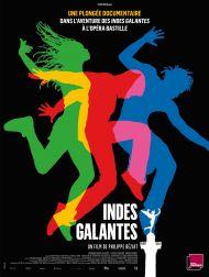 sortie dvd  Indes Galantes