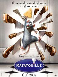 sortie dvd  Ratatouille