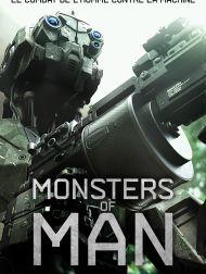 sortie dvd  Monsters Of Man
