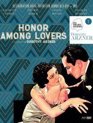 sortie dvd  Honor Among Lovers