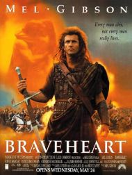 sortie dvd  Braveheart