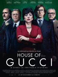 sortie dvd  House Of Gucci