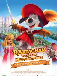 sortie dvd  D'Artagnan Et Les Trois Mousquetaires