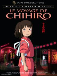 sortie dvd  Le Voyage De Chihiro