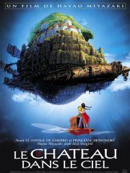 sortie dvd  Le Château Dans Le Ciel