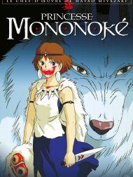 sortie dvd  Princesse Mononoké