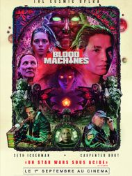 sortie dvd  Blood Machines