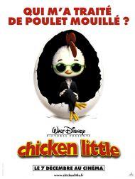 sortie dvd  Chicken Little