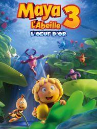 sortie dvd  Maya L'abeille 3 : L'œuf D'or